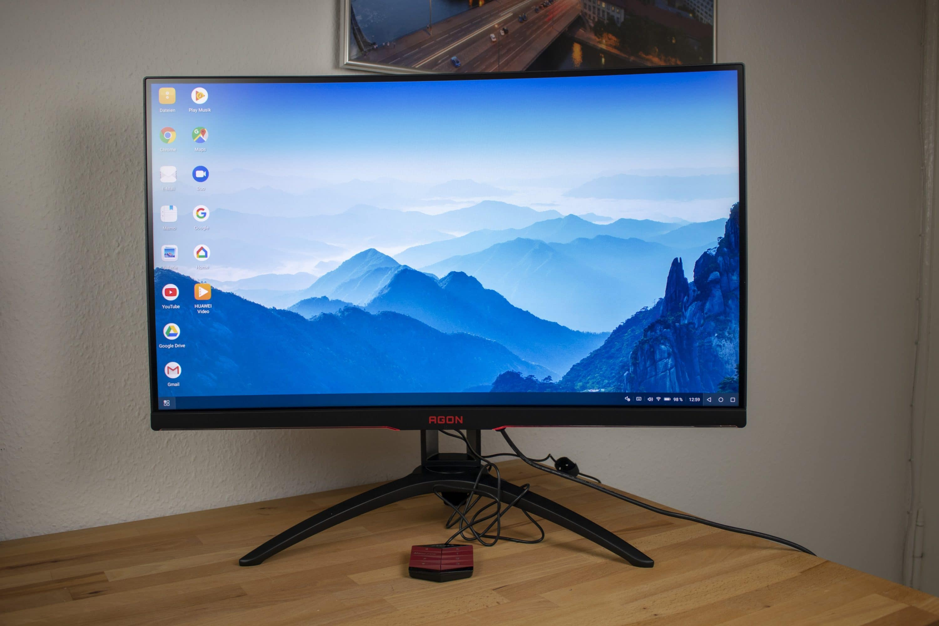 AOC AG9QC9 Gaming Monitor With 9.9 inch And 199 Hz Under Review