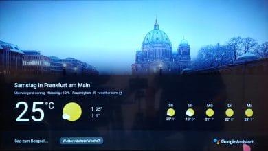 Bild von LG stattet 2018er TVs mit Google Assistant aus