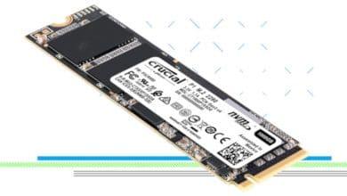 Bild von Erste SSD mit QLC-Flash – Crucial P1 vorgestellt