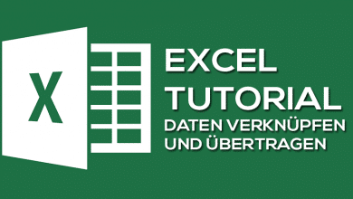 Photo of Daten verknüpfen und übertragen in Microsoft Excel