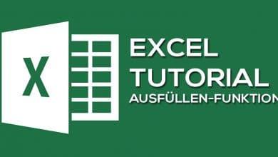 """Bild von So funktioniert die """"Ausfüllen""""-Funktion in Microsoft Excel"""