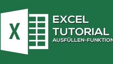 "Photo of So funktioniert die ""Ausfüllen""-Funktion in Microsoft Excel"
