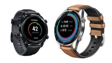 Bild von Huawei Watch GT: Erste Huawei-Smartwatch ohne Wear OS