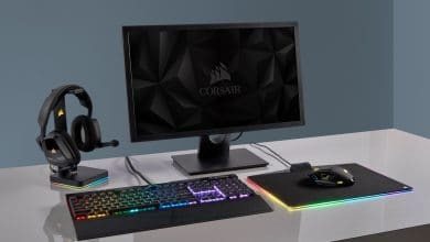 Photo of Corsair präsentiert die K70 RGB MK.2 Gaming-Tastatur als Low-Profile-Version