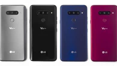 Photo of LG V40 ThinQ: Smartphone mit Triple-Kamera vorgestellt