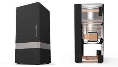 Photo of MonsterLabo The First: Mini-ITX-Gehäuse mit Passivkühlung für starke Hardware