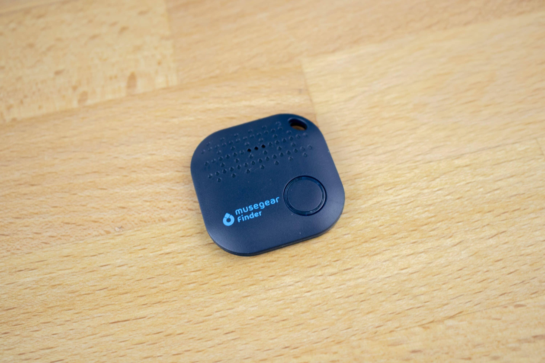 Musegear Finder 2 Key Tracker Under Test
