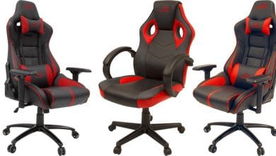 Bild von ARIAC und YARU: Speedlink präsentiert zwei neue Gaming-Stühle