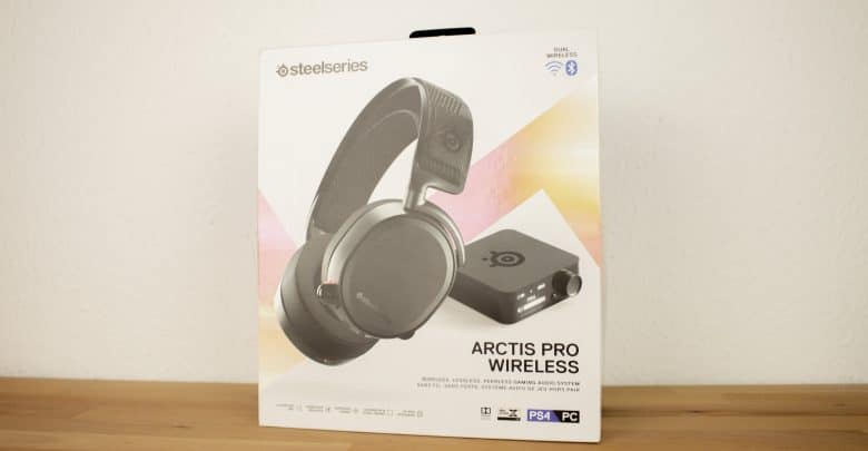 steelseries arctis pro wireless das kabellose profi. Black Bedroom Furniture Sets. Home Design Ideas
