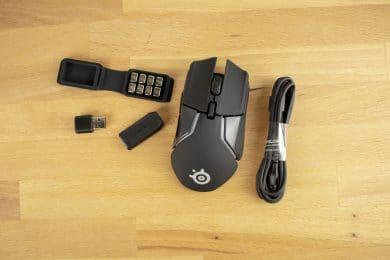 Die Maus und ihr Zubehör