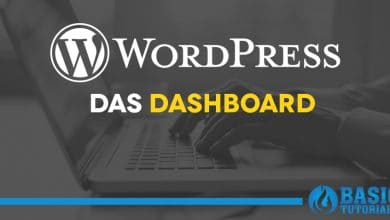 Photo of So funktioniert das WordPress-Dashboard