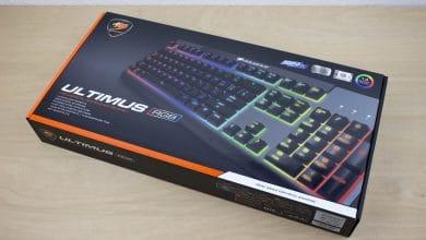 Photo of Cougar Ultimus RGB im Test: Tastatur mit Stahl-Gehäuse und RGB