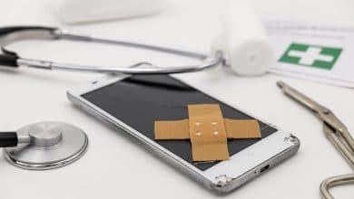Bild von Was sind die häufigsten Smartphone-Defekte?
