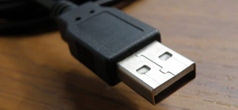 Digital USB Port
