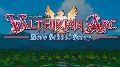 Bild von Valthirian Arc: Hero School Story – Schulbank drücken um zum Helden zu werden