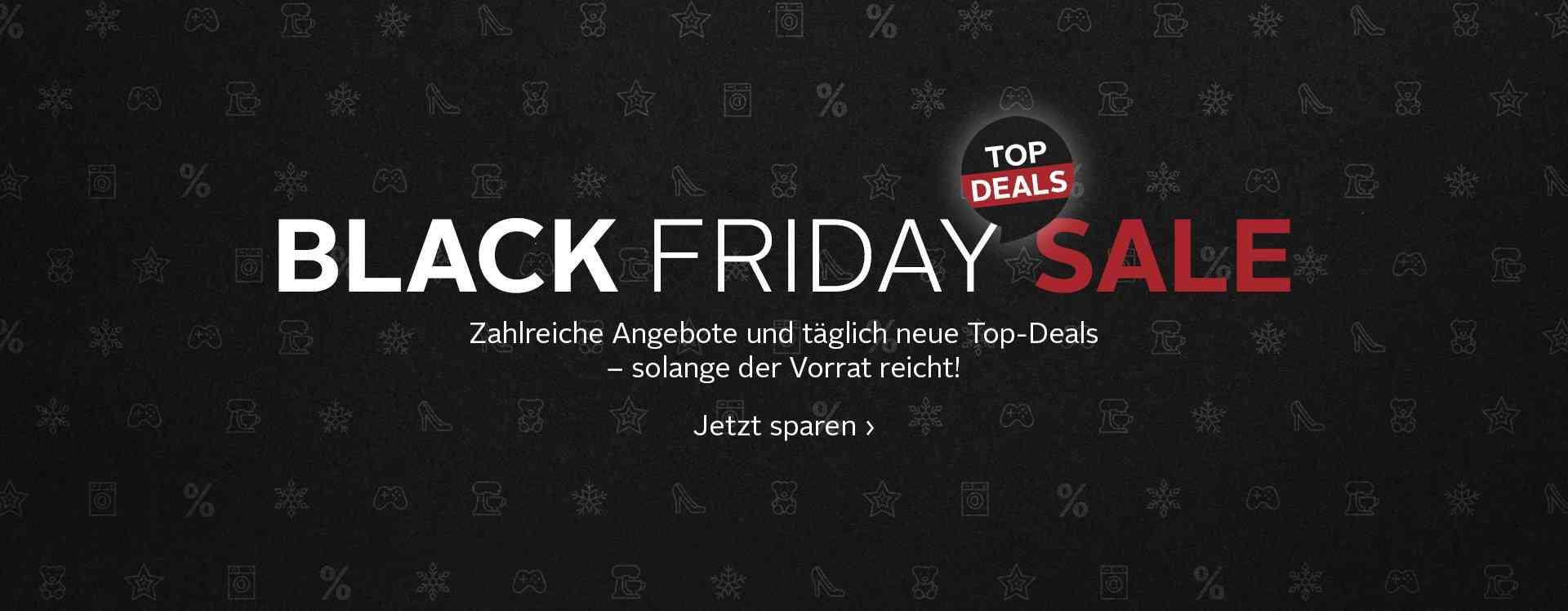 Otto Versand Black Friday