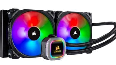 Photo of Corsair AiO-Wasserkühlung H100i Platinum & H115i Platinum mit RGB-Beleuchtung vorgestellt