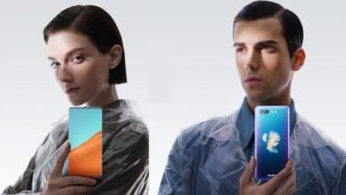 Bild von Nubia X: Smartphone mit zweitem Display auf der Rückseite