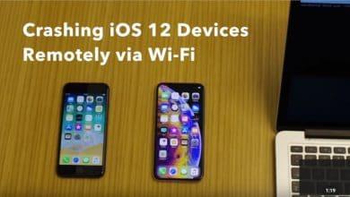 Photo of Apples Betriebssysteme lassen sich über Bluetooth zum Absturz bringen