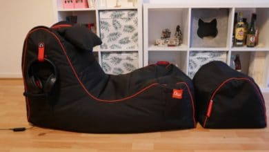 Photo of Gamewarez Relax Series Bundle – Gaming Seat in Long-term Test
