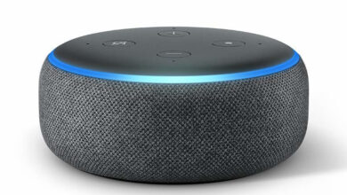 Amazon Echo Dot (Generation 3)