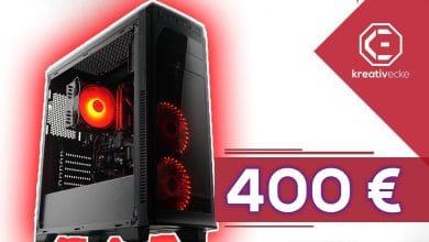 Photo of Gaming-PC für 400 Euro: Eine Zusammenstellung