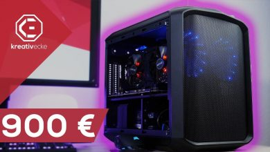Photo of Geballte Leistung im 900 Euro Gaming-PC