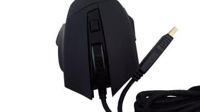 ACGAM G402 Gaming-Maus Vorderansicht