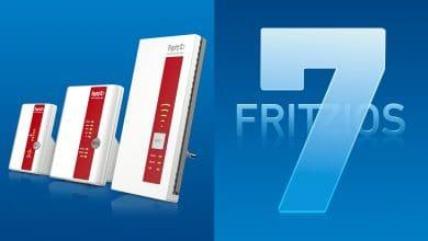 Bild von AVM: Aktuelle Mesh-Produkte erhalten FRITZ!OS 7