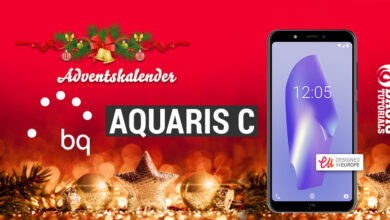 Photo of Adventskalender Türchen 1: Kompaktes Smartphone mit Top-Austattung von BQ
