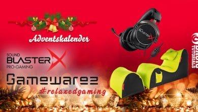 Photo of Adventskalender Türchen 2: Zocker aufgepasst – hier kommen Gamewarez & Creative!
