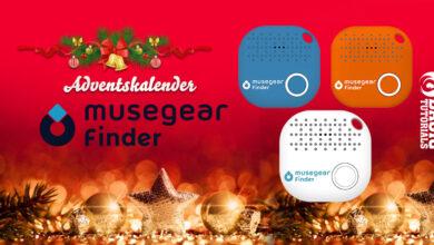 Photo of Adventskalender Türchen 5: Nie wieder Schlüsselverlust dank musegear!