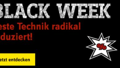 Photo of Black Week bei Conrad: Beste Technik radikal reduziert!*