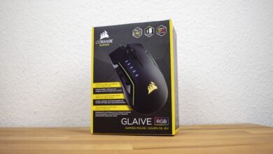 Photo of Corsair Glaive RGB: Gaming-Maus im Praxistest