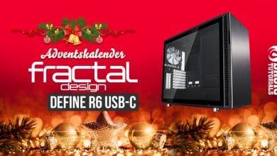 Bild von Adventskalender Türchen 15: Das perfekte Gehäuse von Fractal Design