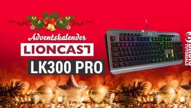 Photo of Adventskalender Türchen 3: Professionelle Gaming-Tastatur von Lioncast