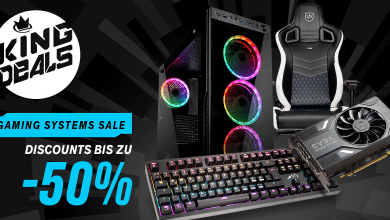 Photo of Black Friday & Cyber Monday: King-Deals bei Caseking mit bis zu 50 Prozent Rabatt!