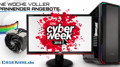 Photo of CMG Cyber Week bei Caseking mit bis zu 70% Rabatt*