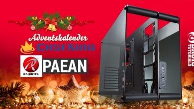 Photo of Adventskalender Türchen 8: Raijintek PAEAN Benchtable für außergewöhnliche PCs