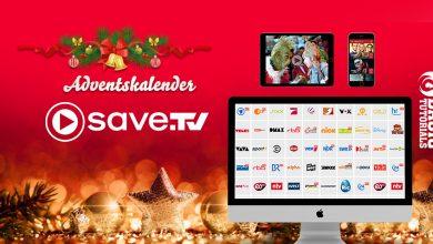Photo of Adventskalender Türchen 7: Fernsehen überall und jederzeit mit Save.TV