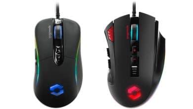 Photo of Tarios und Sicanos: Speedlink präsentiert zwei neue RGB-Gamingmäuse