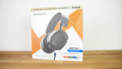 Bild von SteelSeries Arctis 3 Bluetooth 2019 Edition Gaming-Headset im Test