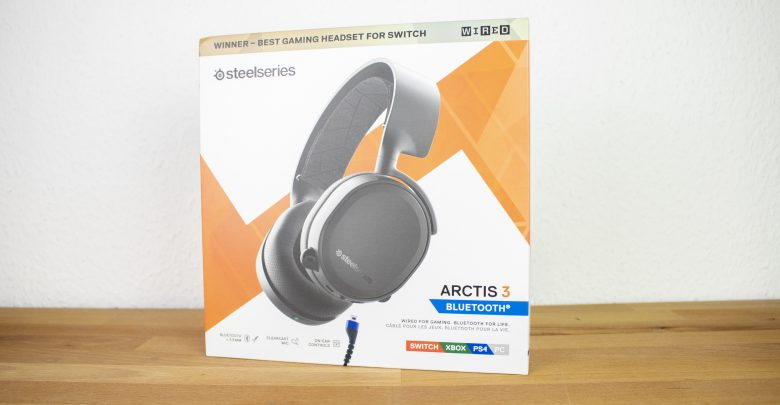 4f55666c848 SteelSeries Arctis 3 Bluetooth 2019 Edition Gaming Headset Review