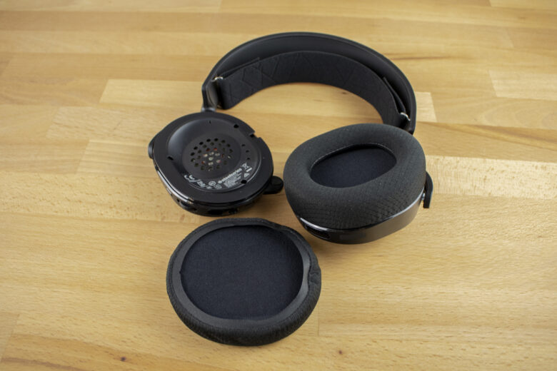 Interchangeable Earpads
