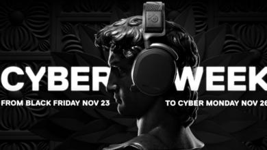 Photo of SteelSeries Cyberweek (23. bis 26.11.2018, für Member ab 19.11.)