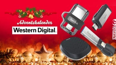 Photo of Adventskalender Türchen 10: Speicher satt von Western Digital