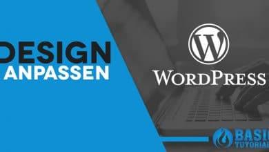 Photo of So veränderst du das Design deines WordPress-Blogs