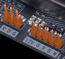 5-Pin-RGBW-Header