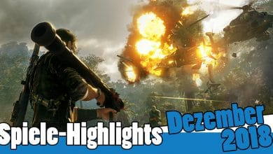 Photo of Spiele-Highlights im Dezember 2018: Just Cause 4, Super Mash Bros. & mehr