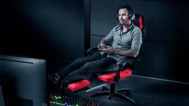 Bild von Sitzen, Rollen, Klicken, Hören: Trust Gaming mit neuem Gaming-Zubehör